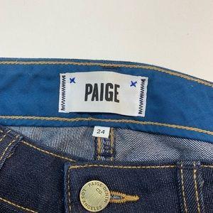 Paige Skyline Bootcut Jeans - size 24